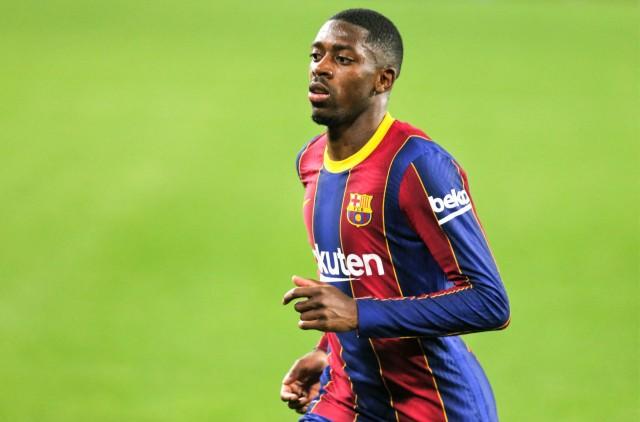 Dembélé de retour au top avec le Barça