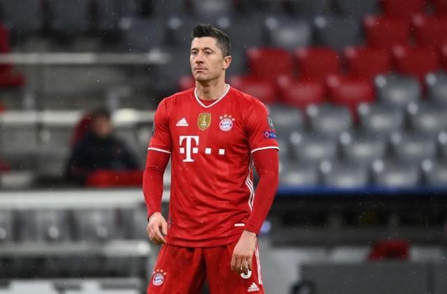 Lewandowski forfait contre le PSG