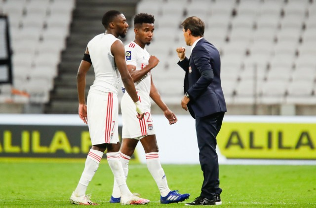 Rudi Garcia voit grand pour Lyon