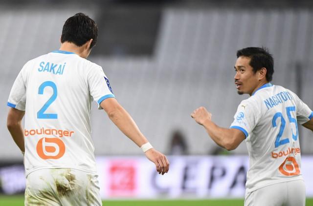 Sakai et Nagatomo de retour à la compétition