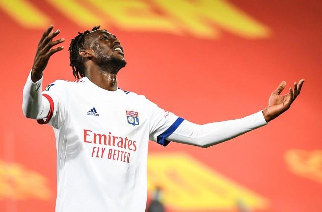 Tino Kadewere blessé avec Lyon