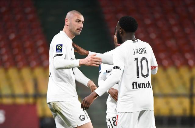 Burak Yilmaz buteur contre le FC Metz
