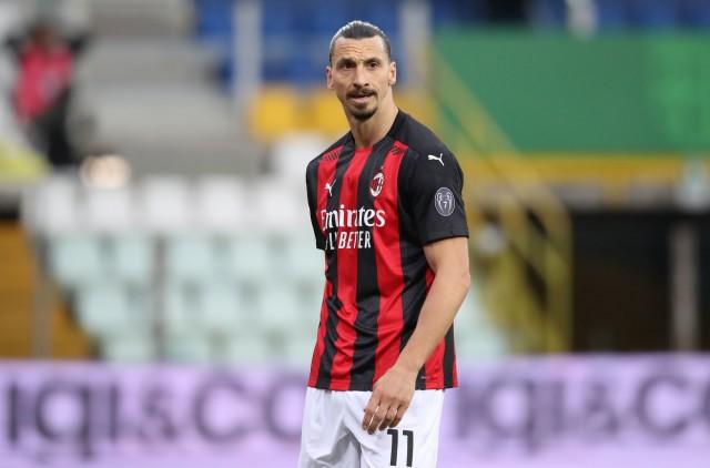 Ibrahimovic toujours au top avec le Milan