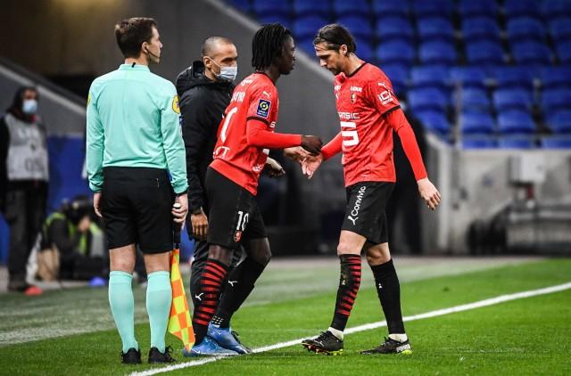Jonas Martin n'exclut pas une prolongation avec Rennes