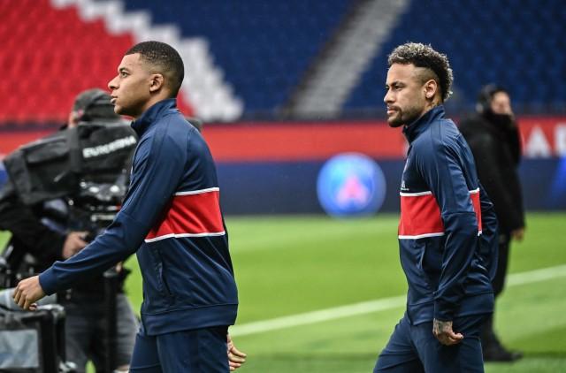 Mbappé et Neymar en mission pour le PSG contre Brest