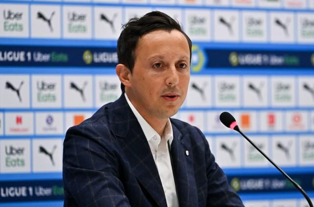 Pablo Longoria, le président de Marseille