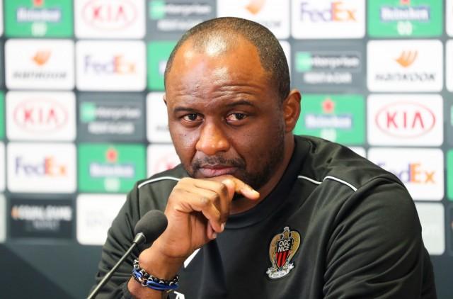 Patrick Vieira annoncé à Lyon