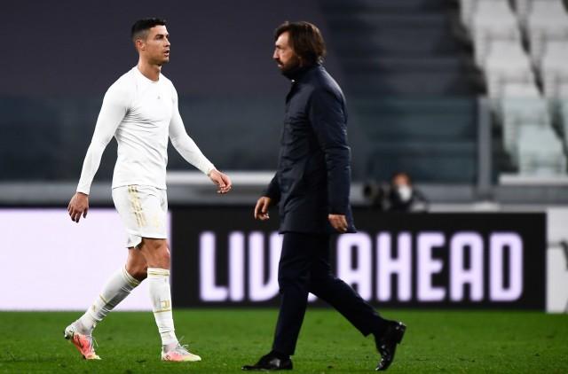 Ronaldo et Pirlo annoncés sur le départ