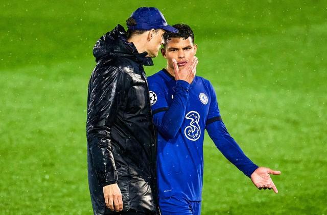 Silva et Tuchel champions d'Europe avec Chelsea