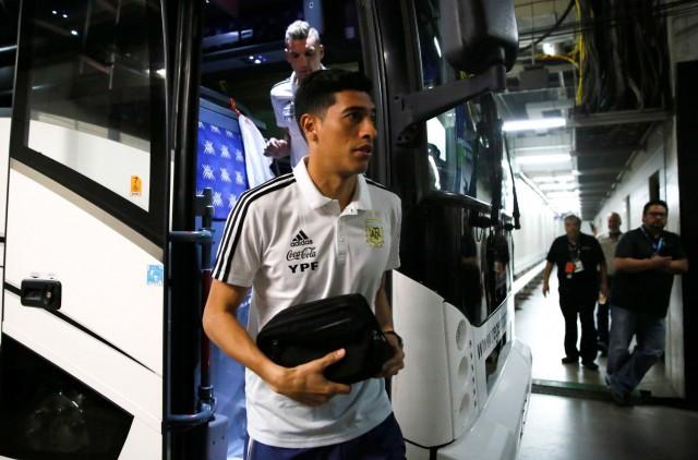 Esteban Andrada s'éloigne de l'Olympique de Marseille
