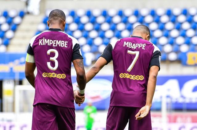 Presnel Kimpembe pas inquiet pour Kylian Mbappé