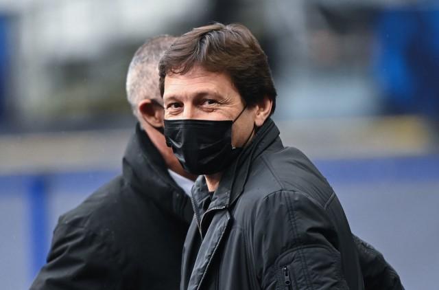 Leonardo, le directeur sportif du Paris Saint-Germain