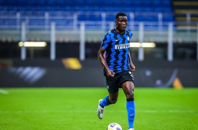 Lucien Agoumé parti pour rester à l'Inter Milan