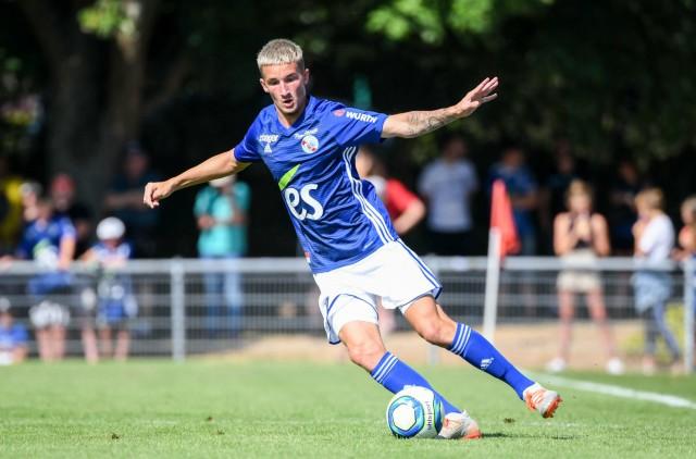 Maxime Bastian file en prêt au FC Annecy