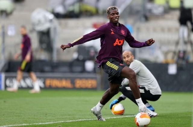 Paul Pogba sur le départ de Manchester United