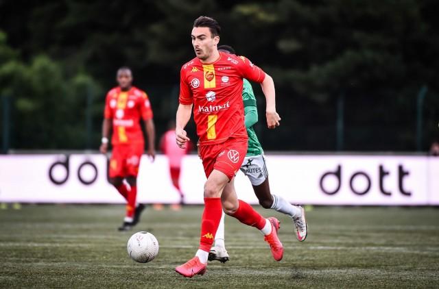 Andrew Jung s'éloigne l'AS Saint-Étienne