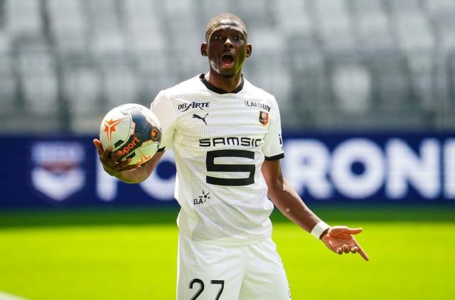 Hamari Traoré nommé capitaine du Stade Rennais