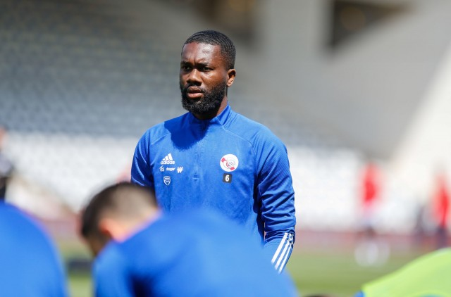 Jean-Eudes Aholou se rapproche du RC Strasbourg