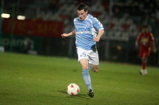 Le RC Strasbourg a rapatrié Kevin Gameiro