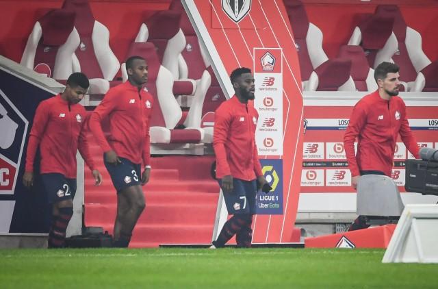 Le LOSC sans Tiago Djalo et Xeka contre le FC Metz