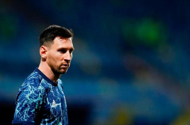 Lionel Messi parti pour rester au FC Barcelone