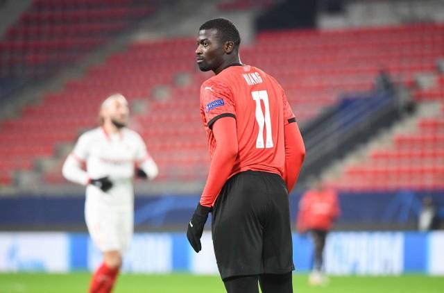 Mbaye Niang vers un départ du Stade Rennais