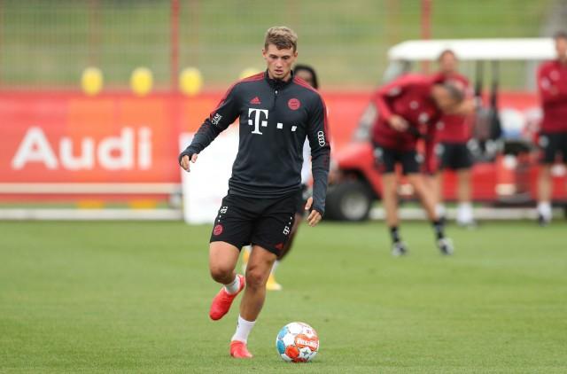 Mchaël Cuisance encore sur le départ au Bayern Munich