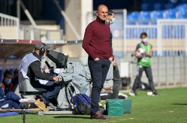 Michel Der Zakarian le coach du Stade Brestois