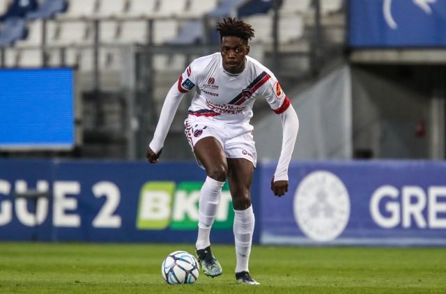 Mohamed Bayo pisté par les Girondins de Bordeaux