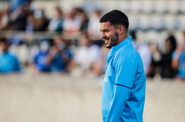 Nemanja Radonjic vers un départ de Marseille