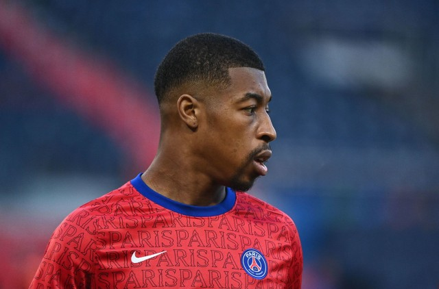 Presnel Kimpembe, défenseur du Paris Saint-Germain