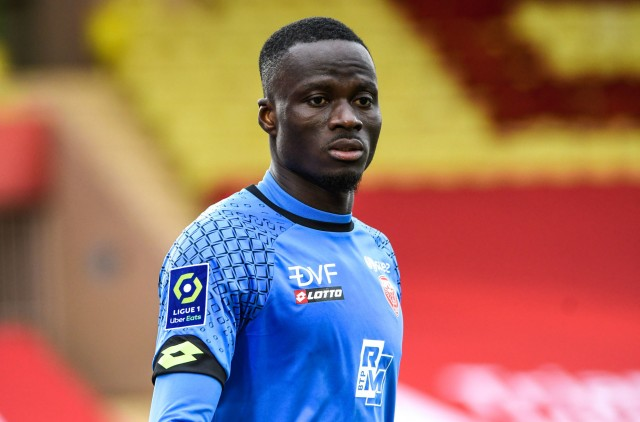 Saturnin Allagbé quitte le Dijon FCO en prêt