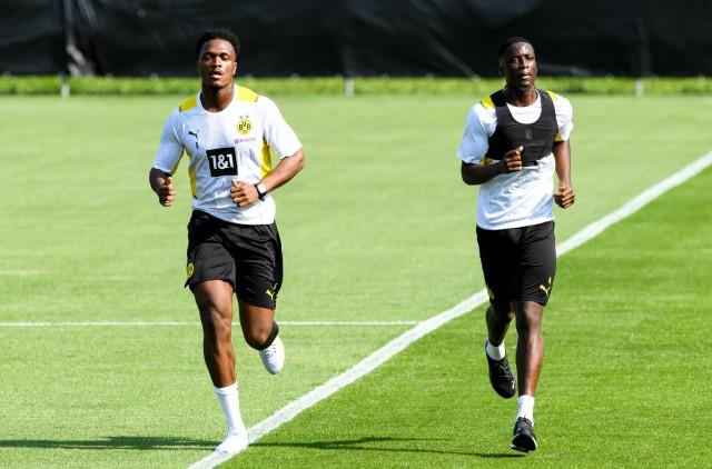 Soumaïla Coulibaly veut s'imposer à Dortmund