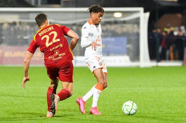 Le FC Lorient pourrait céder Julien Ponceau