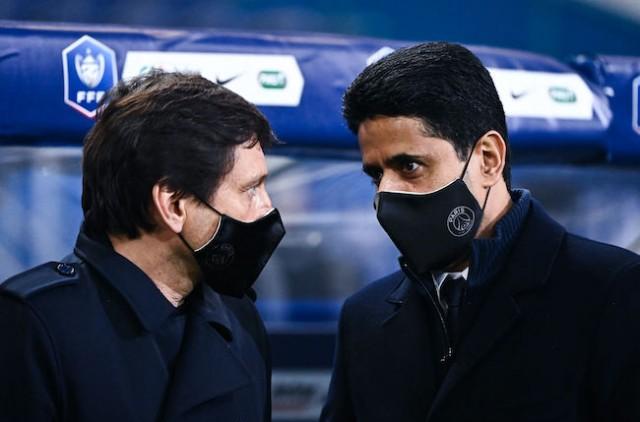 Leonardo et Nasser Al-Khelaïfi prêts à vendre Mbappé
