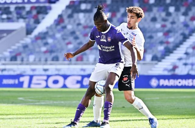 Vakoun Bayo quitte Toulouse FC