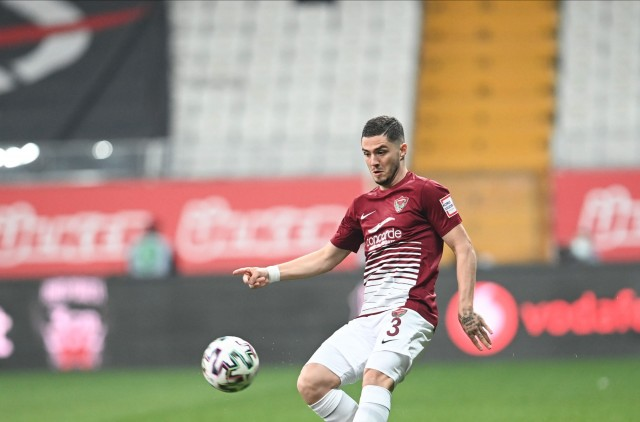 Alexandros Katranis ouvert à un départ de l'AS Saint-Étienne