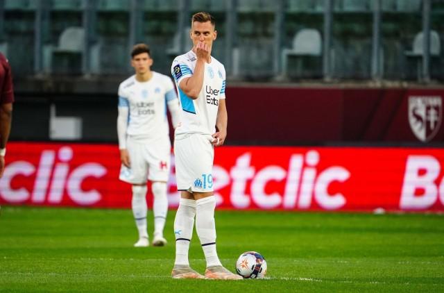 Arkadiusz Milik espéré à Marseille en septembre