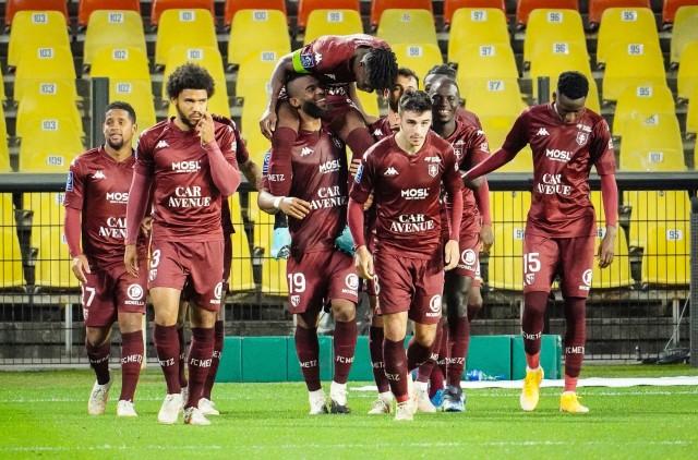 Le FC Metz dans le dur pour Mohamed El Amine Amoura