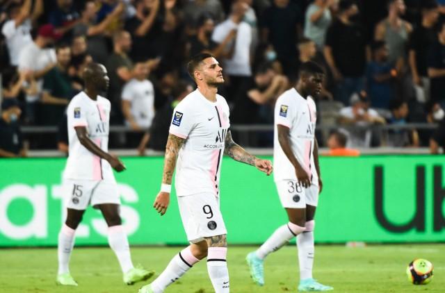 Le Paris Saint-Germain encore battu le Lille OSC