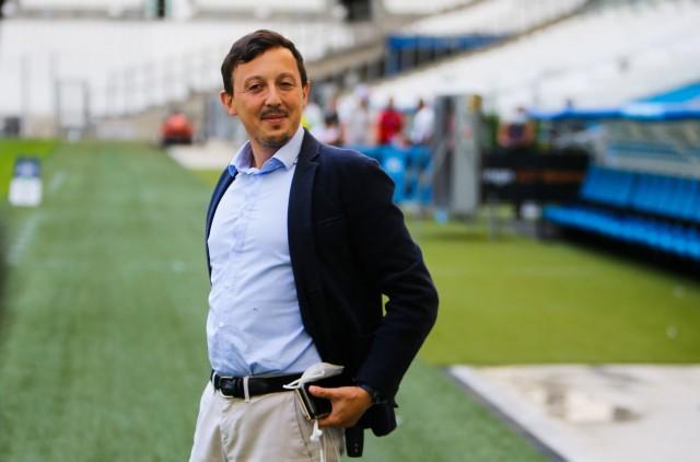 Pablo Longoria veut retrouver la Ligue des champions