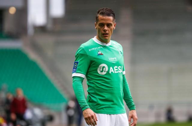 Romain Hamouma futur encadreur à l'AS Saint-Étienne