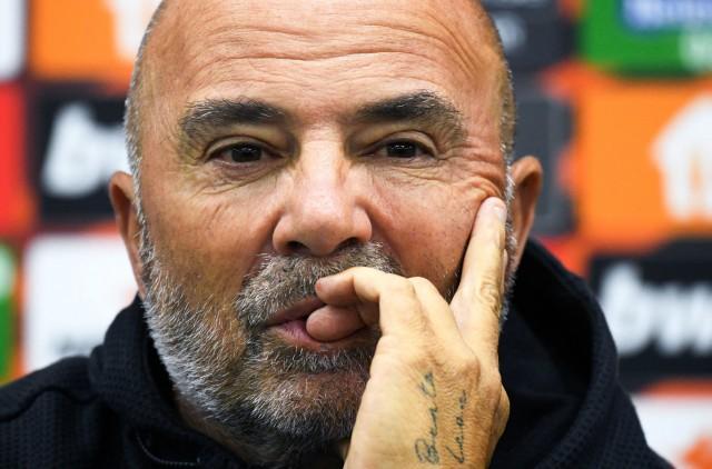 Jorge Sampaoli anxieux avec le FC Lorient