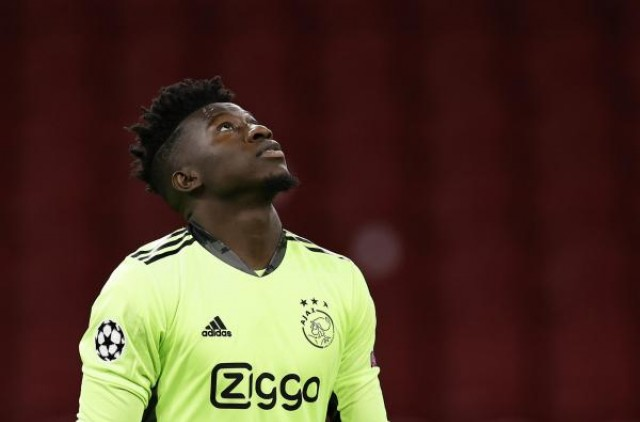 André Onana does not agree with Inter Milan