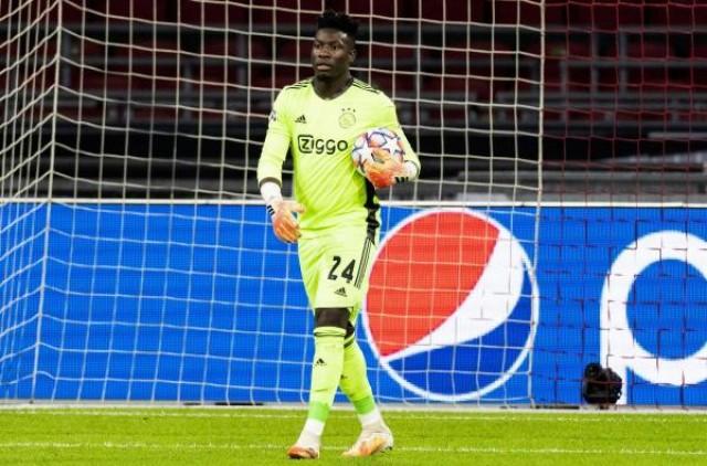 André Onana envoyé à l'Inter Milan