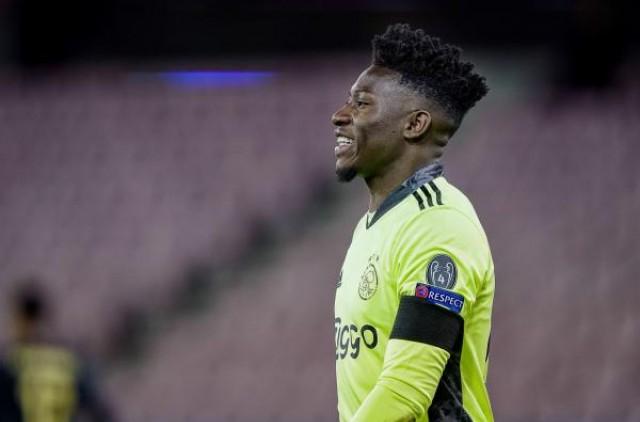 André Onana vers un départ gratuit de l'Ajax Amsterdam