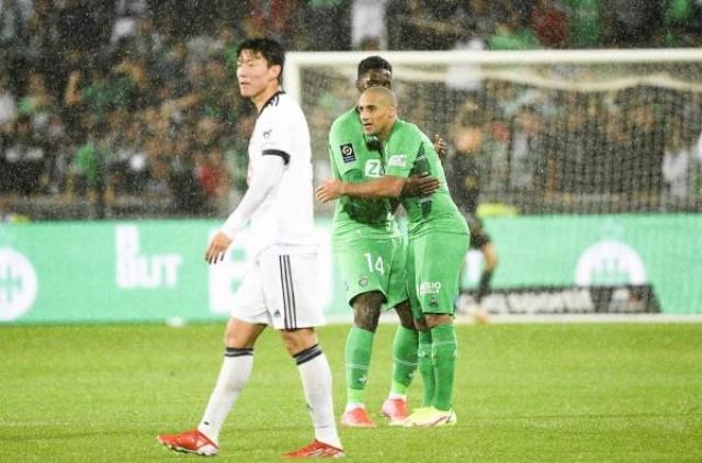 Wahbi Khazri n'a pas suffi contre les Girondins de Bordeaux