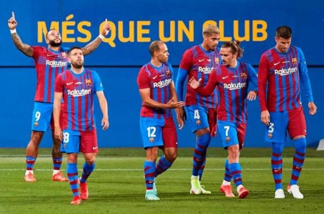 Le Barça dans le dur en ce début de saison