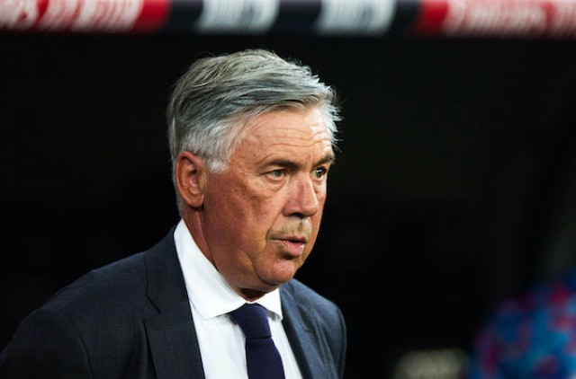 Carlo Ancelotti remplace Modric