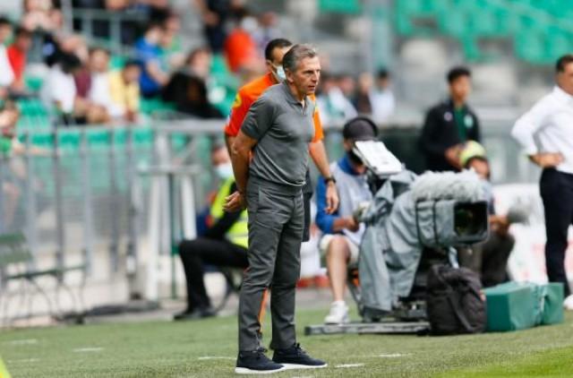 Claude Puel tourné vers le derby contre Lyon